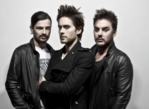 '30 Seconds to Mars' Hard at Work on Fourth LP