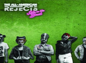 'All American Rejects' New Album, Kids in the Street, Review