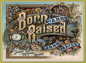 John Mayer Release Date, Tracklist, Cover Art for New Album 'Born and Raised'