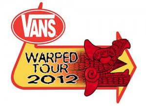 Warped Tour 2012: More Angst, More Rock, More 13 Year Old Girls with Big Hair