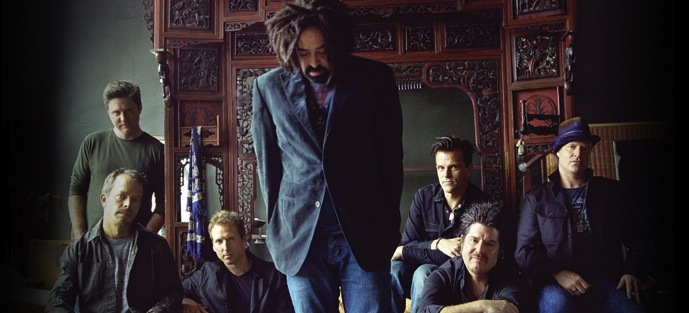 COUNTING CROWS – UNDERWATER SUNSHINE (Or What We Did on Our Summer Vacation)