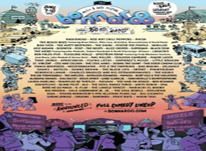 Bonnaroo 2012 Line-Up, Chili Peppers, Indie Flair, and…Too Much Comedy?