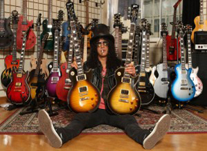 It's a Slash Summer With 2012 Tour and Sophomore Album Release