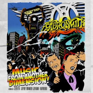 Aerosmith, Dad Rock Rockers and Dimensionary Travel