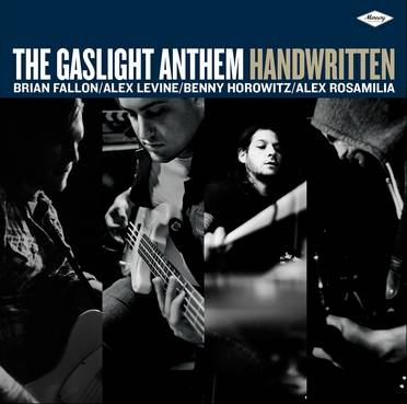 Gaslight Anthem Release One of the Best of Their Career in 'Handwritten'