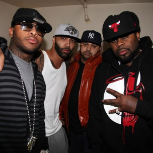 Slaughterhouse Try Their Best with Cheesy Pop in 'Welcome 2: Our House'
