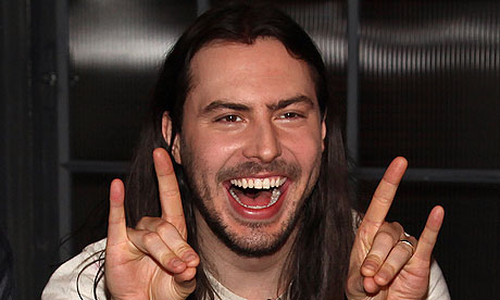 Andrew WK Shows Weird Sincerity at 'My Little Pony Convention'