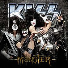 Kiss Release New Album 'Monster'