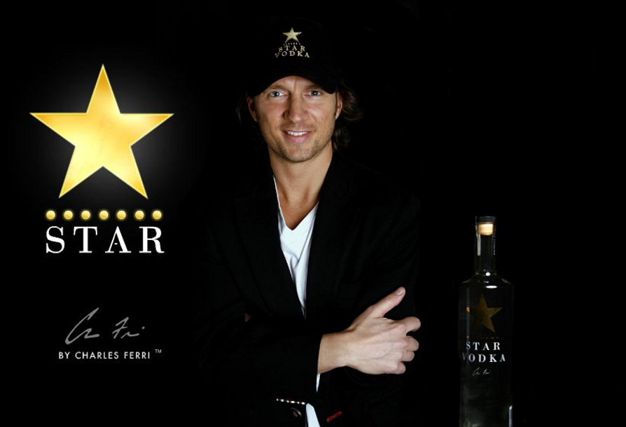 Rising Star Charles Ferri & Why His Vodka Should Be Your Only Choice (Yes, it's that good)