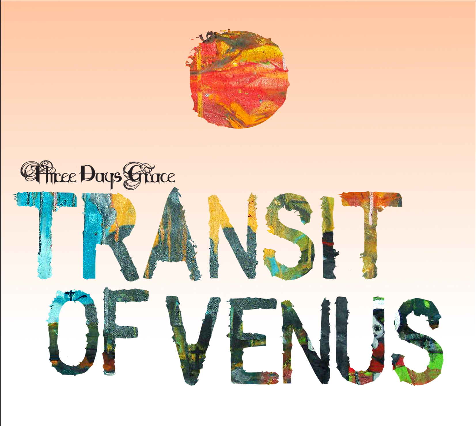 Three Days Grace 'Transit of Venus' Massive Leap Forward and Totally Fresh