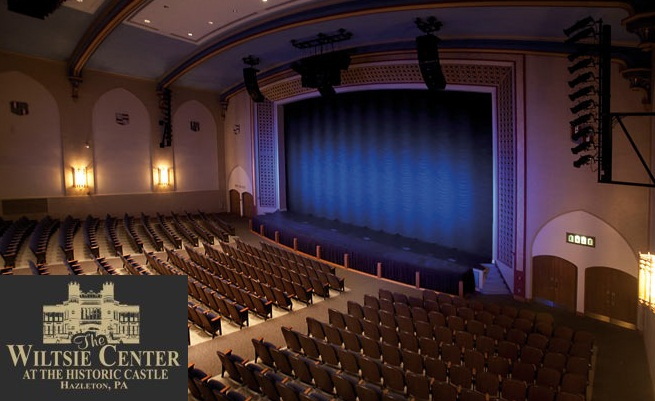 The Alice C. Wiltsie Performing Arts Center: Welcoming to All and Fit for a King!