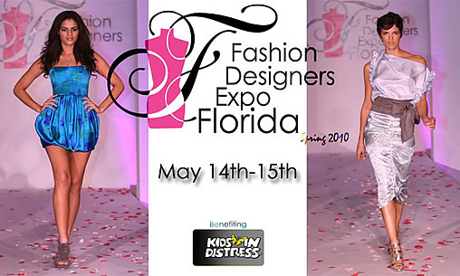 The Fashion Designers Expo in Miami Florida
