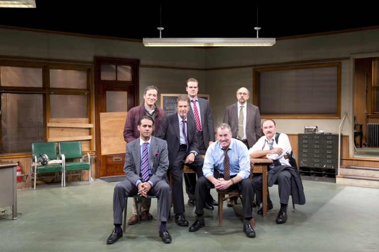 A World of Men: David Mamet's Glengarry Glen Ross