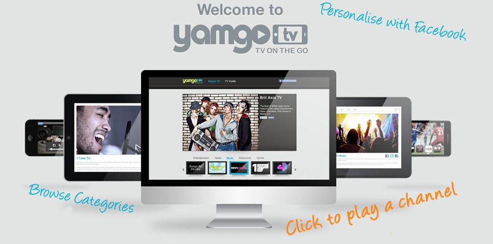 Yamgo Free Mobile TV! YES!!!