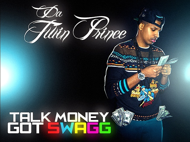 "Da Twin Prince ""Talk Money, Got Swagg"""