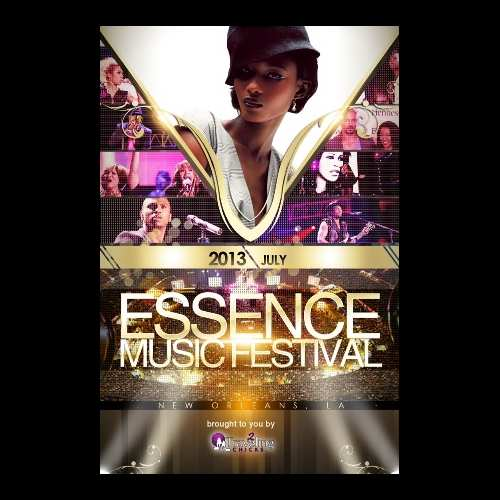 2013 Essence Music Festival Performers Announced‏