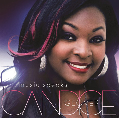 CANDICE GLOVER WINS AMERICAN IDOL AND ANNOUNCES DEBUT ALBUM, MUSIC SPEAKS‏