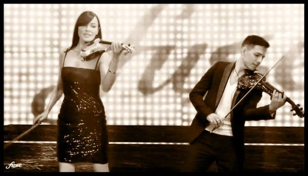 Linzi Stoppard & FUSE – Breaking Records on the Electric Violin