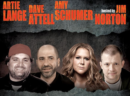 SANDS BETHLEHEM EVENTS CENTER WELCOMES THE ANTI-SOCIAL COMEDY TOUR!!! JULY 20TH!
