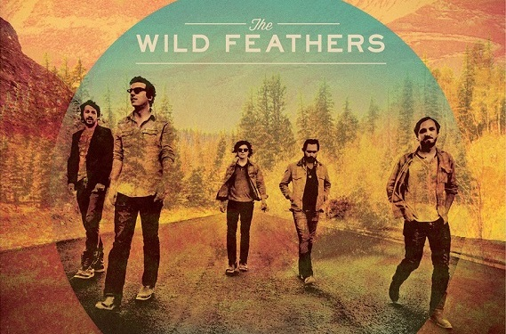 THE WILD FEATHERS CONTINUE THEIR SUMMER ON THE ROAD