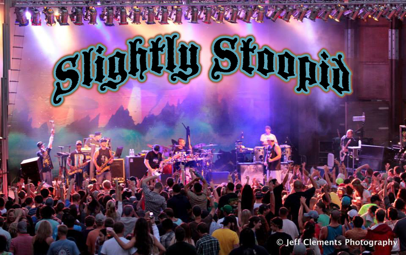 Slightly Stoopid – On Top of the World and Not Stopping! Part I