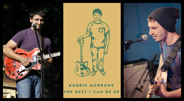"Bobbie Morrone Releases ""The Best I Can Be"" EP- Raw, Artistic Talent"