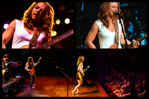 Samantha Fish – Black Wind Howlin' (…We're Sold!)