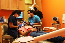 HAVING FUN AT THE DENTIST WITH DR. PATRICIA BECERRA