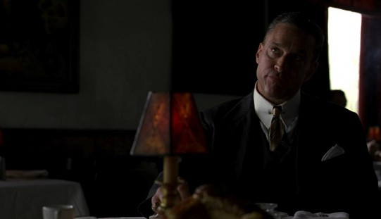 BOARDWALK EMPIRE'S CHRIS CALDOVINO OPENS FIRE!