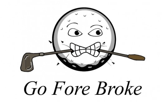 VERBY NIX GOES 'FORE' BROKE IN ALL THE RIGHT WAYS!