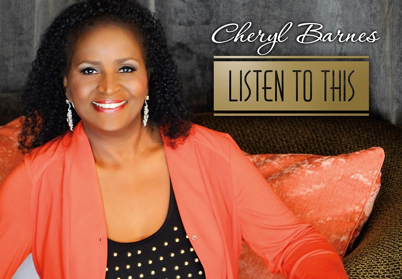 The Beauty, Talent, Grace & Smooth Jazz of Cheryl Barnes – The Levity Ball Interview