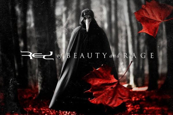 "RED – THE RELEASE ""of BEAUTY and RAGE"" – The Levity Ball Interview"