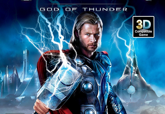 Where's Thor's Good Game?