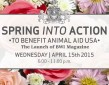 'Spring Into Action' – A Fun Way To Show Care Towards The Little Bundles Of Joy