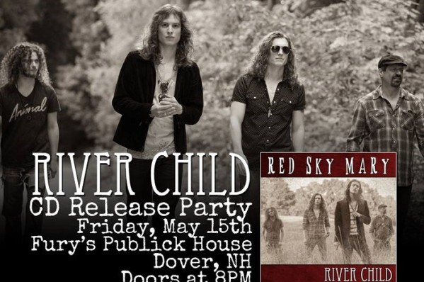 RED SKY MARY'S Welcome Return with 'River Child'