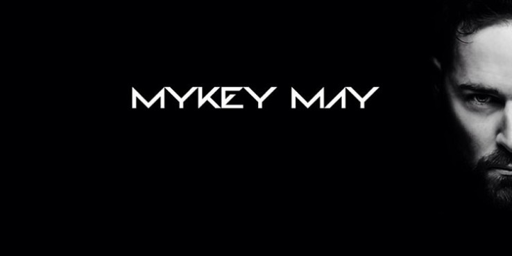 GETTING 'MAD' PERSONAL WITH MYKEY MAY!