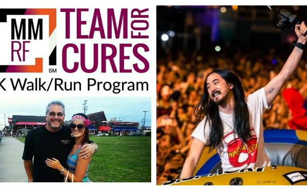 Steve Aoki Helps in Teacher's Cancer Fight