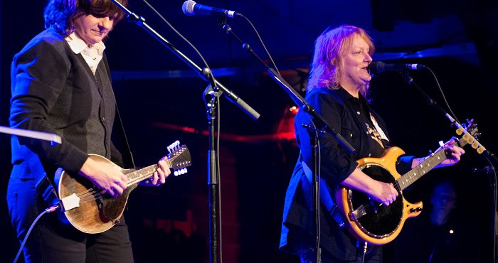 Indigo Girls Closer to Fine Now More than Ever at the Sherman Theater