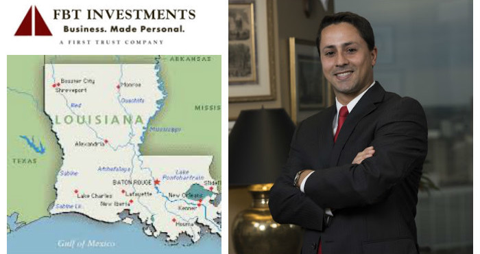 LEONARDO BARROS: THE FINANCIAL ANALYST THAT IS BRINGING HOLLYWOOD TO LOUISIANA!