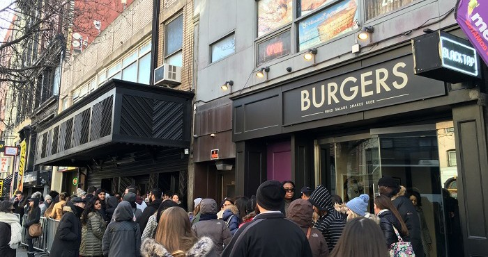 Black Tap Craft Burgers & Beer NYC – ABOVE AND BEYOND!!